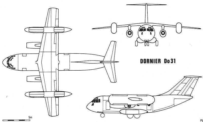 Do-31 de série