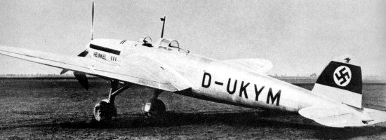 Heinkel He-118 V1