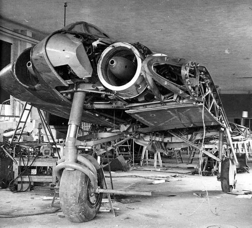 "Opération ""Kill the King"" [ Arado Ar. E.555 Revell 1/72 ] Ho9v3_12"